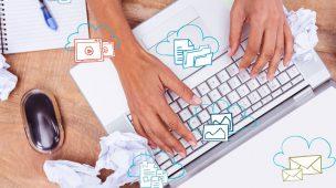 Como redigir um e-mail profissional