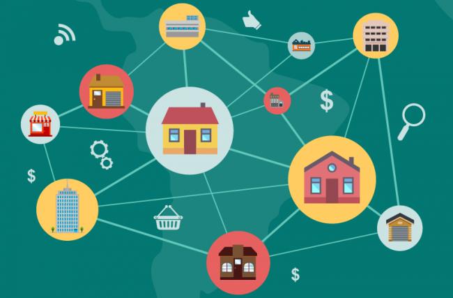 Redes imobiliárias: está na hora de prestar atenção nelas