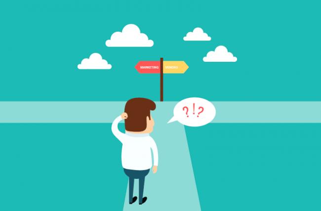 Marketing ou Vendas: Qual setor você deve priorizar em sua imobiliária?