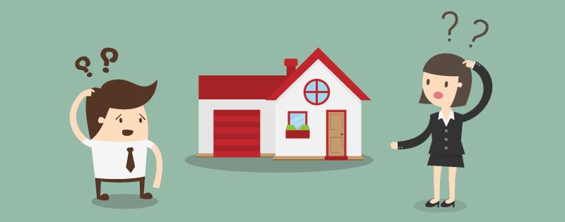 golpes no mercado imobiliário