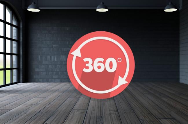 Foto 360º no mercado imobiliário: Tendência ou moda passageira?