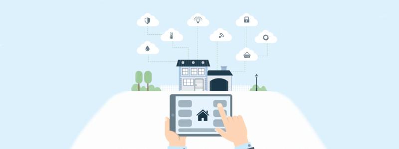 Automação residencial - Casas Inteligentes