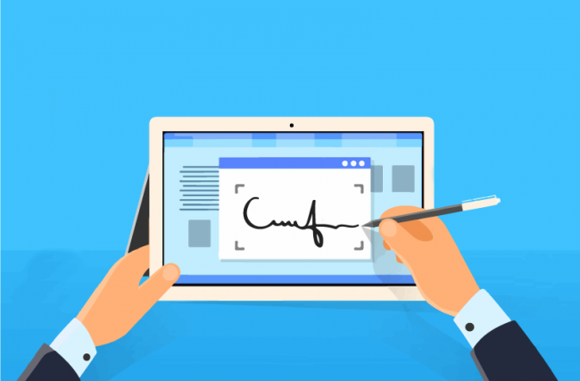 Como implantar assinatura digital nos contratos da sua imobiliária