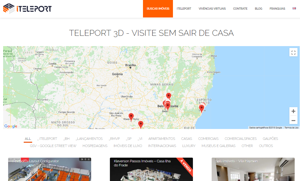Tour Virtual 3D